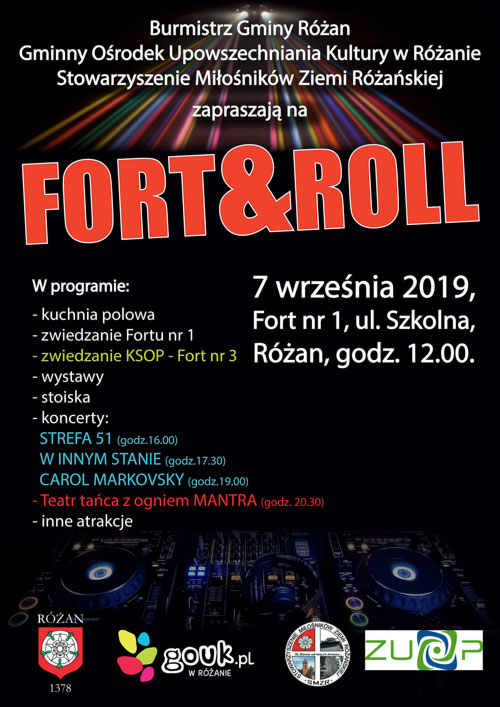 fort&roll